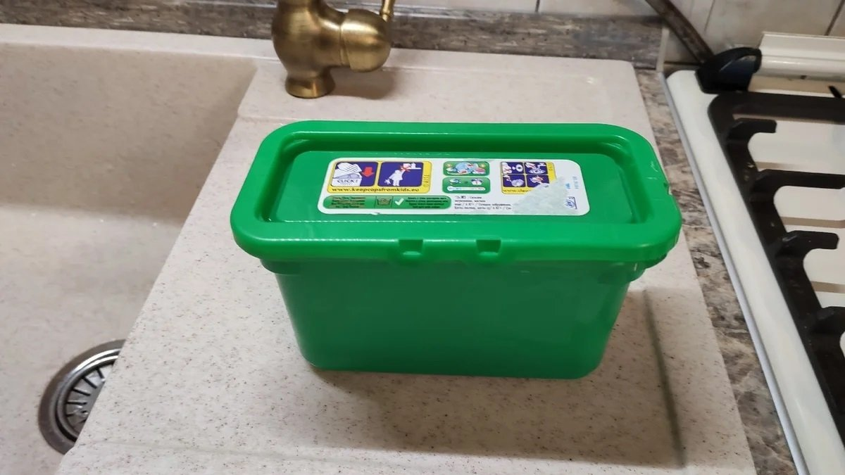 контейнер для капсул