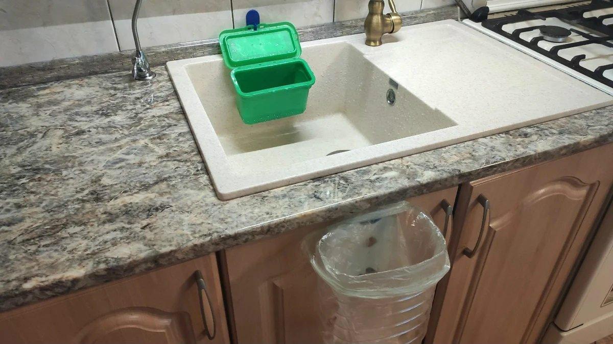 защита для кухонного слива