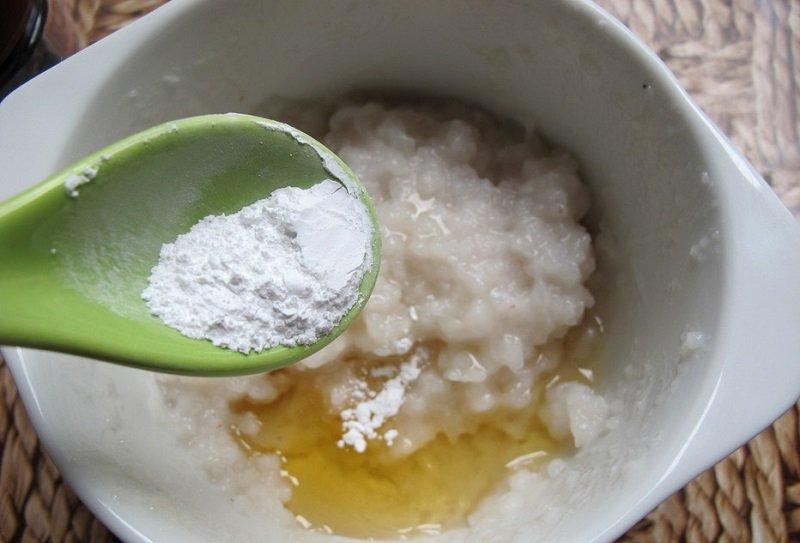 рецепты масок с содой