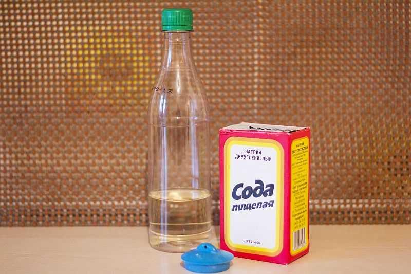 сода и усксус изображение