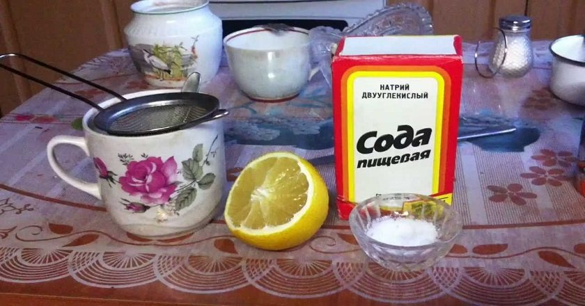 похудеть с помощью соды пищевой рецепт лучший