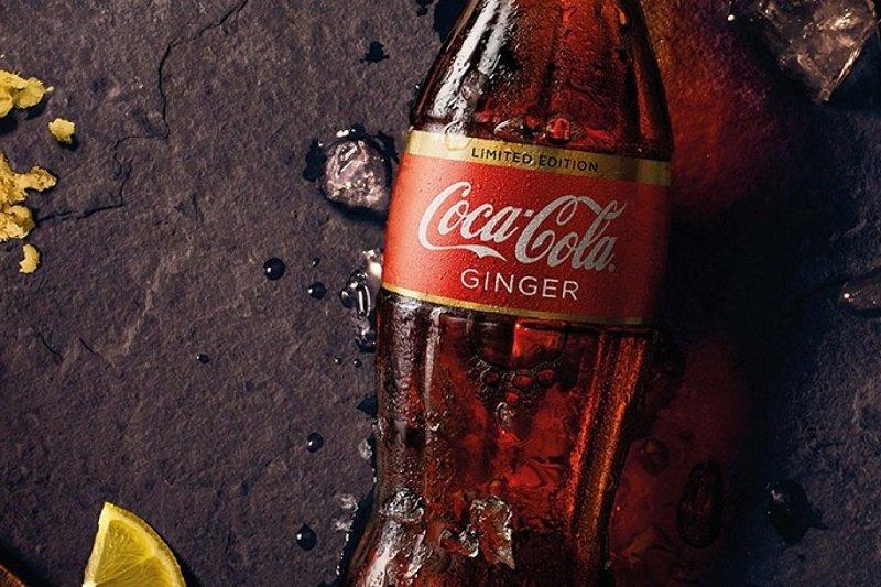 szkoda Coca-Coli