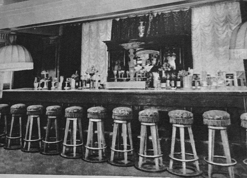 первые бары в Советском Союзе