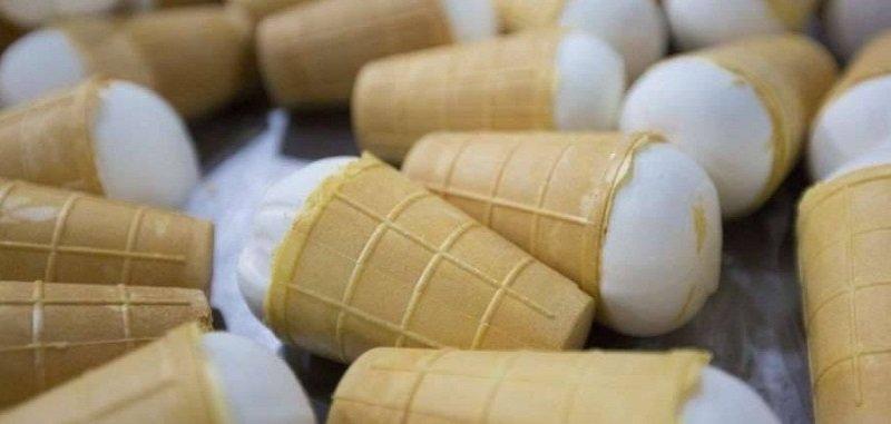 вкусное советское мороженое