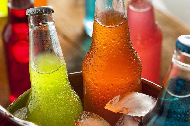 szkodliwe napoje gazowane