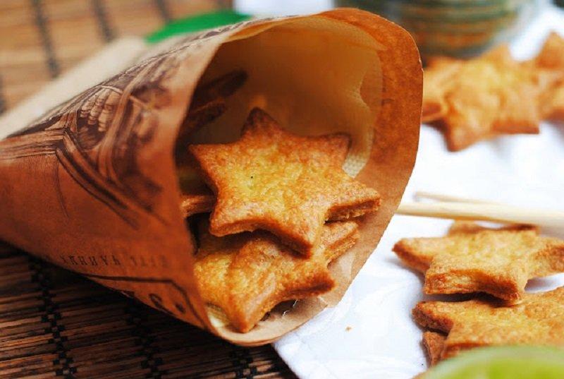 вред соленого печенья