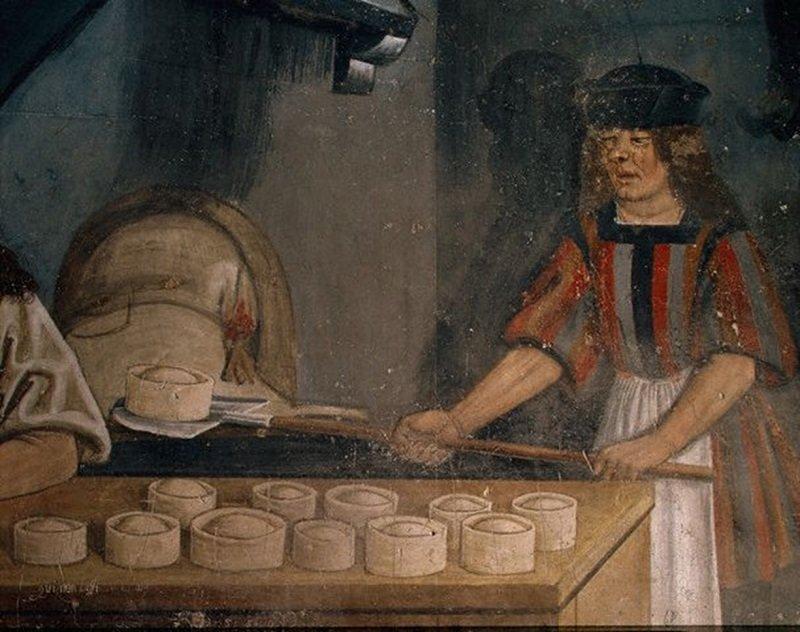 кулинария средневековья