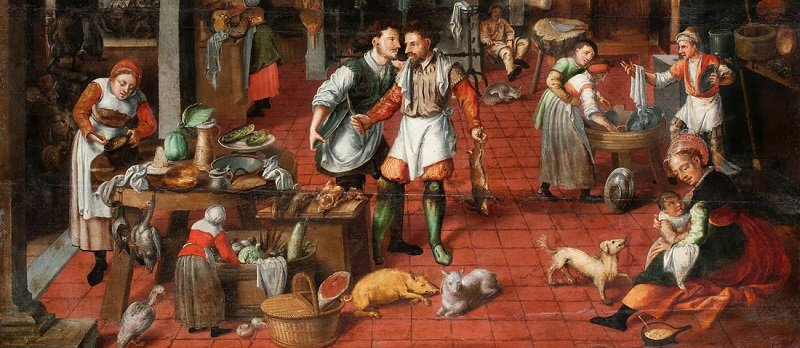 как жили в средневековье