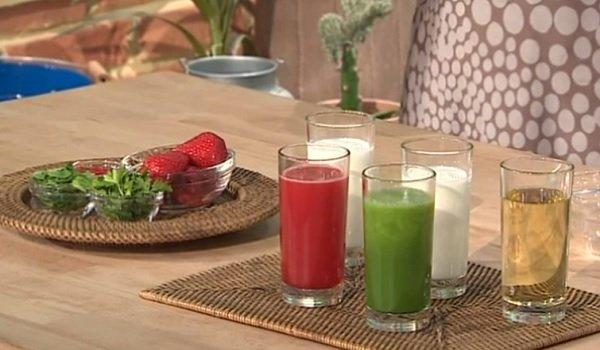 výrobky na starostlivosť o pleť z jahôd