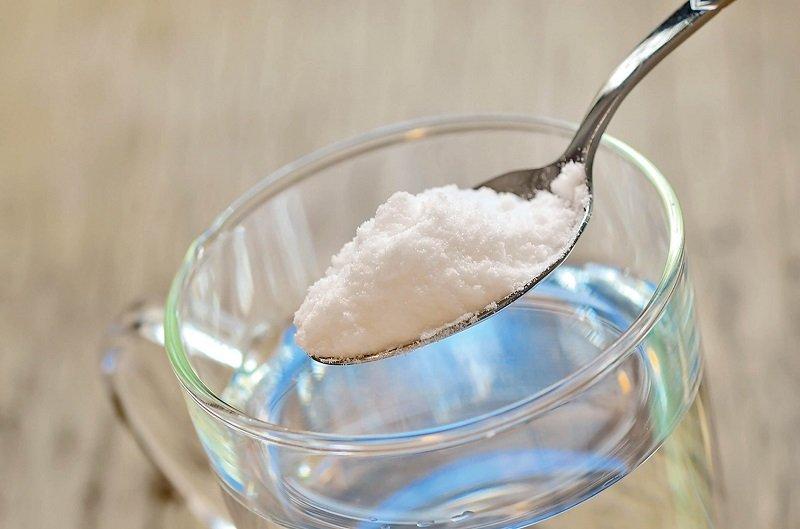 соль для полоскания рта