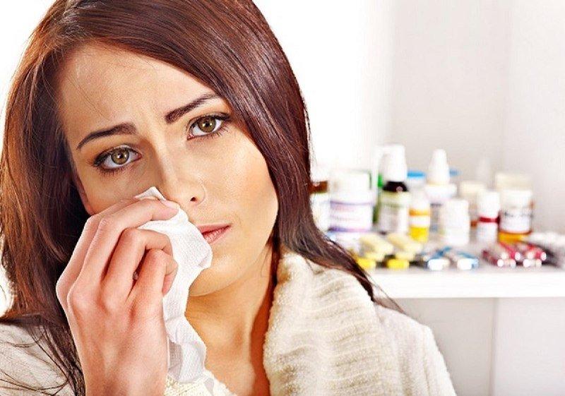 liek na zápal vedľajších nosových dutín
