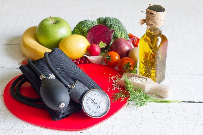 продукты от повышенного давления