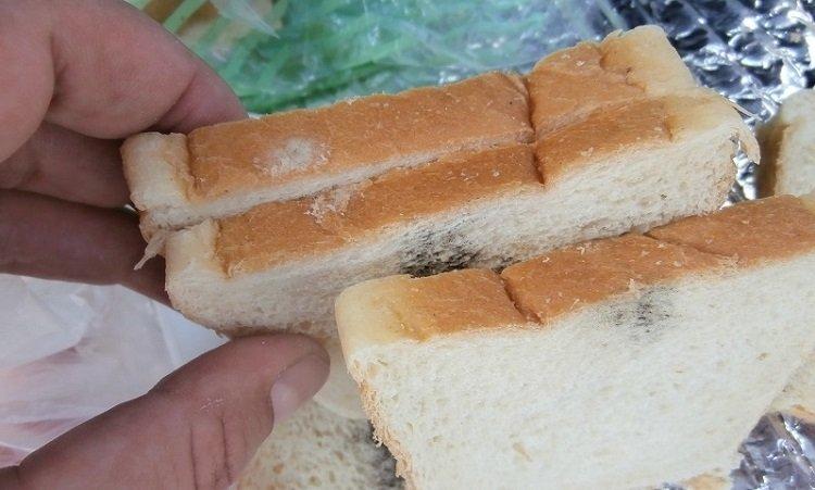 Сроки годности продуктов, хлеб