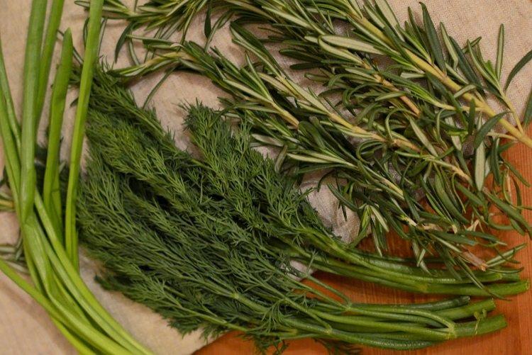 Сроки годности продуктов, зелень