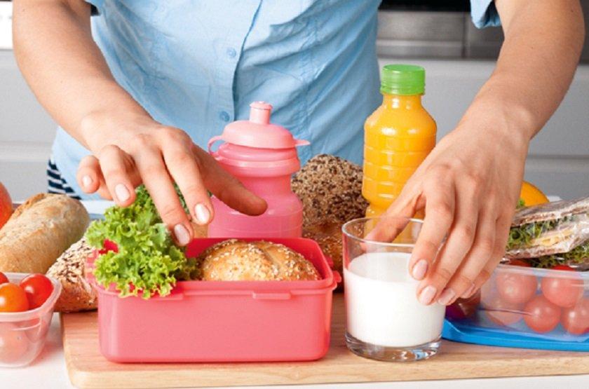 как хранить продукты