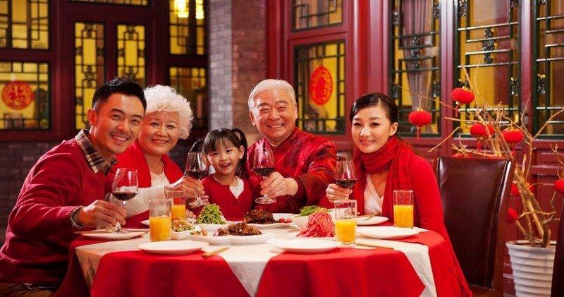 Китайский этикет за столом