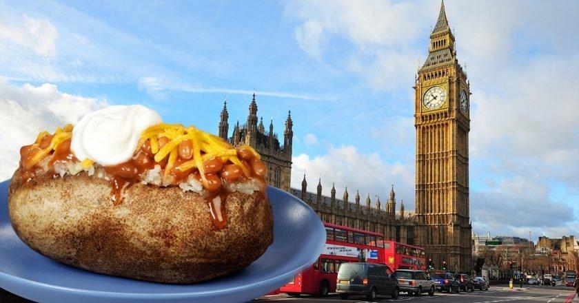 Странные блюда британской кухни