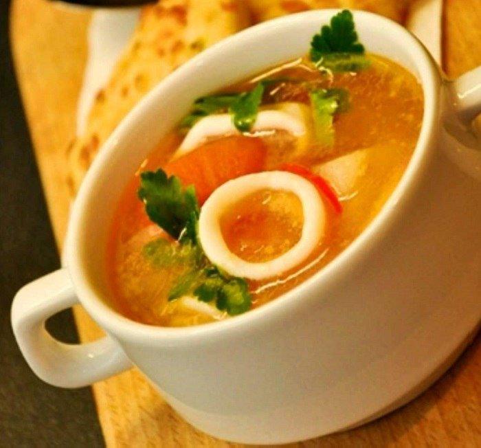 Zupy z Jamie Oliver