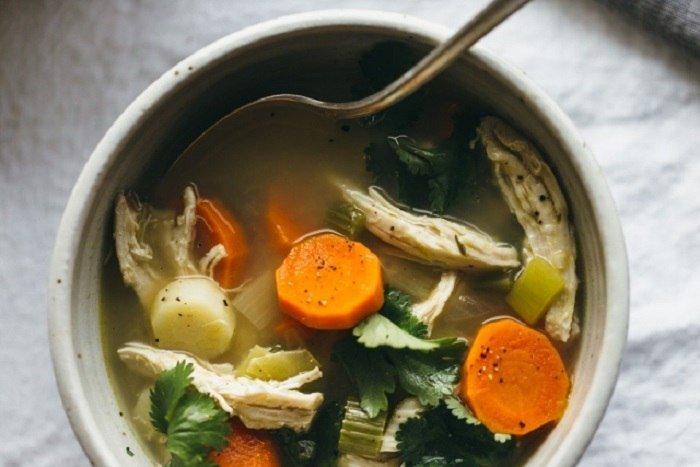 Zupy z Jamie Olivera