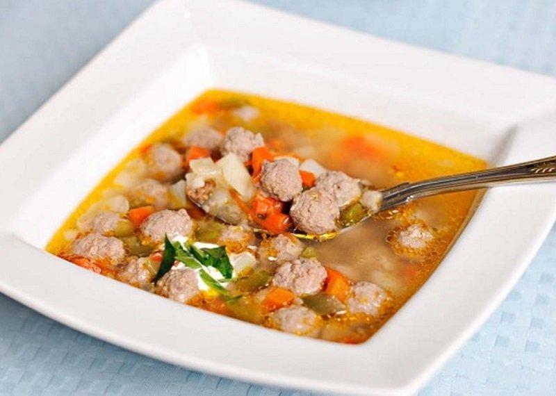 Супы разных стран мира, суп «Восточный»