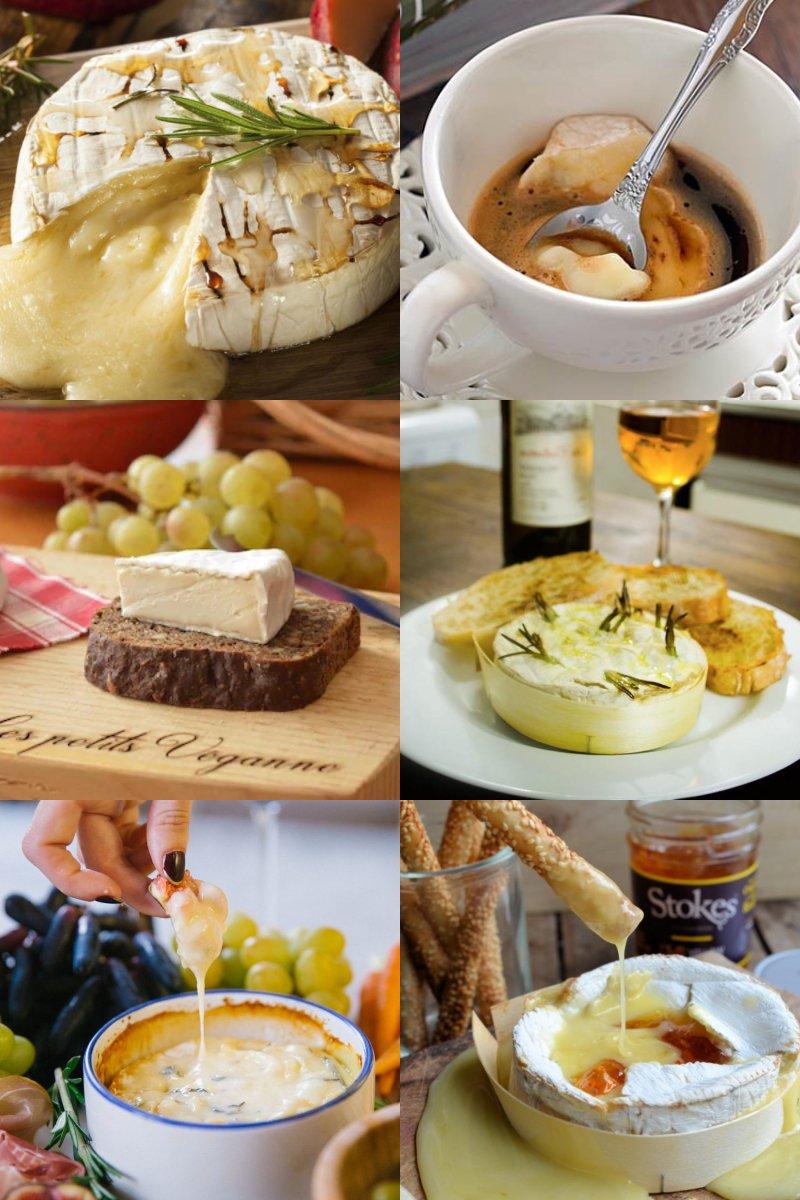 мягкий сыр с белой плесенью