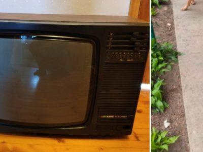 Как переделать телевизор старого образца