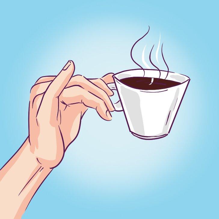 кружка чая изображение