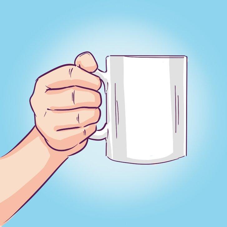 чай рисунок