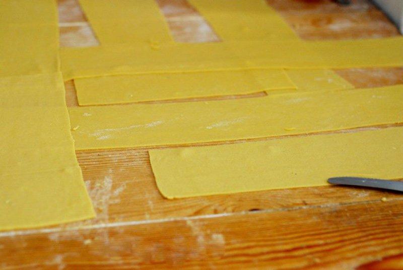 Листы для лазаньи в домашних условиях с фото