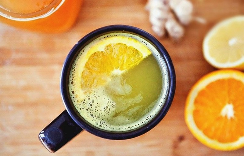 натуральные добавки в чай
