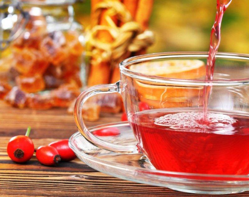 детский витаминный чая