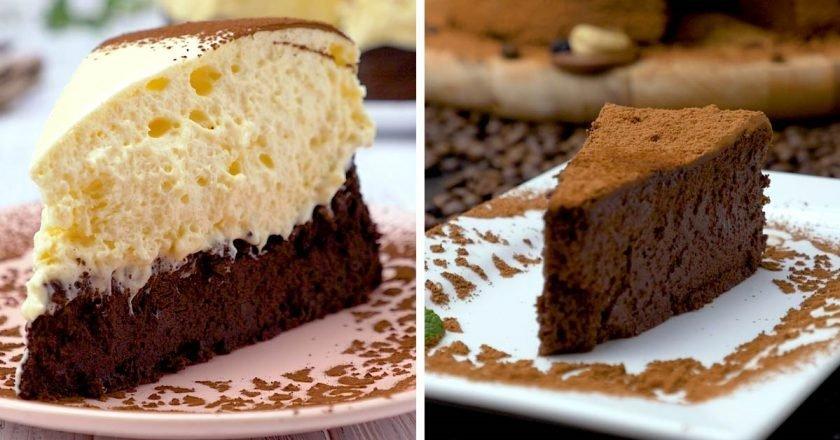 как приготовить трюфельный торт