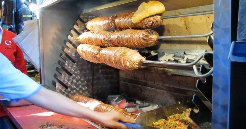 Виды уличной еды
