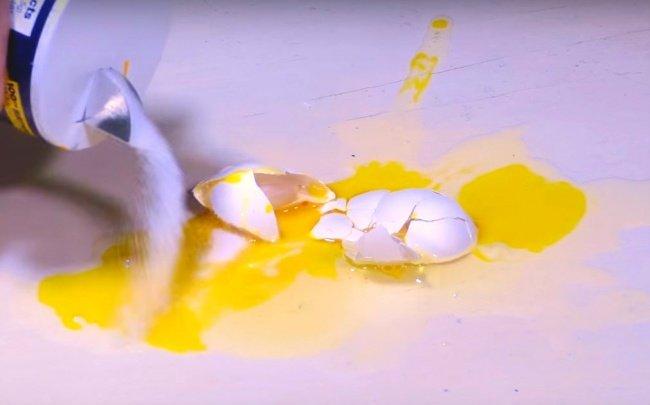 как убрать на кухне