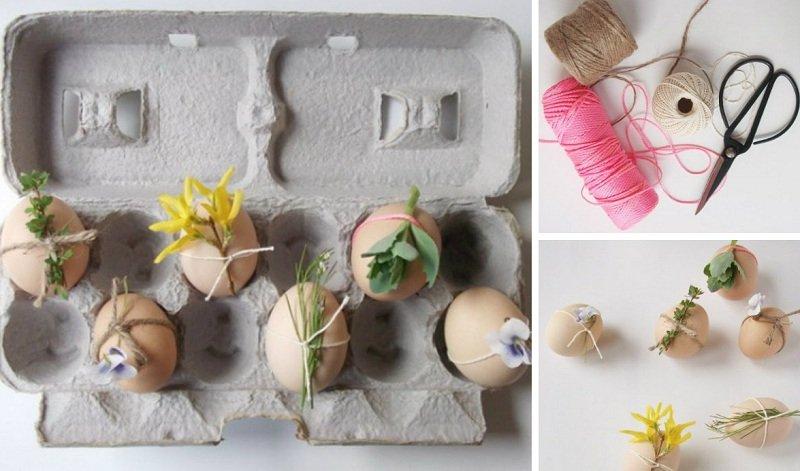 Эко-декор из натуральных материалов