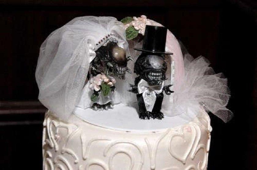 варианты свадебного торта