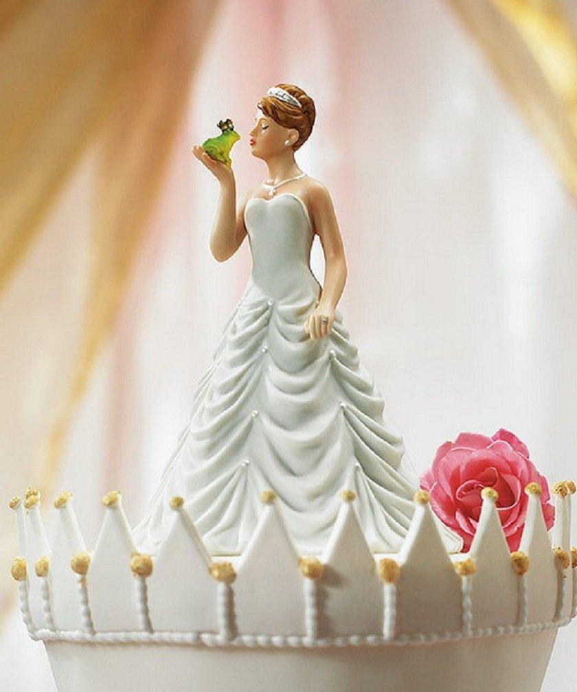 свадебный торт как из сказки