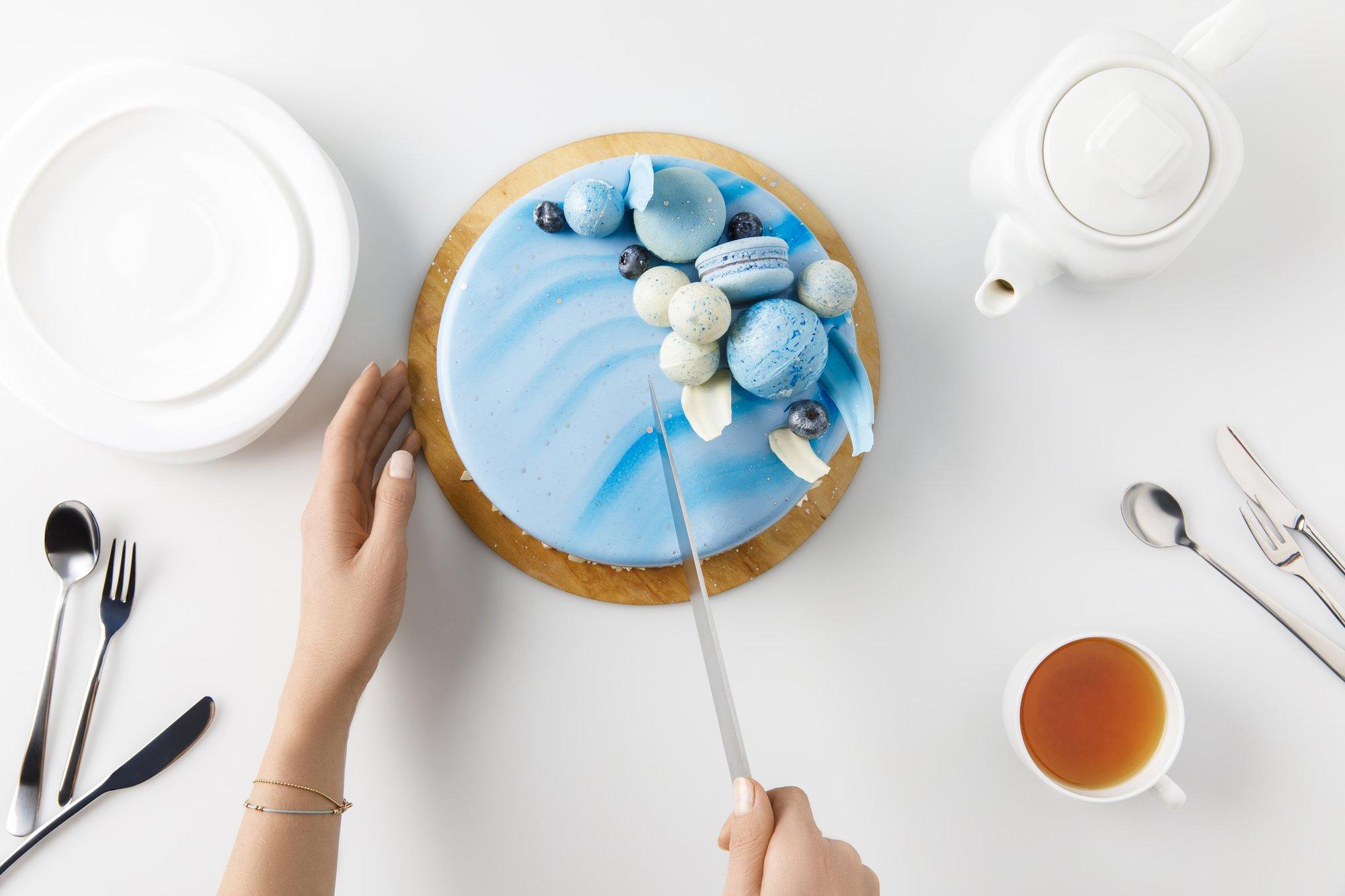 ciasto marmurowe