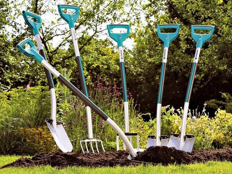 Уксус в садоводстве