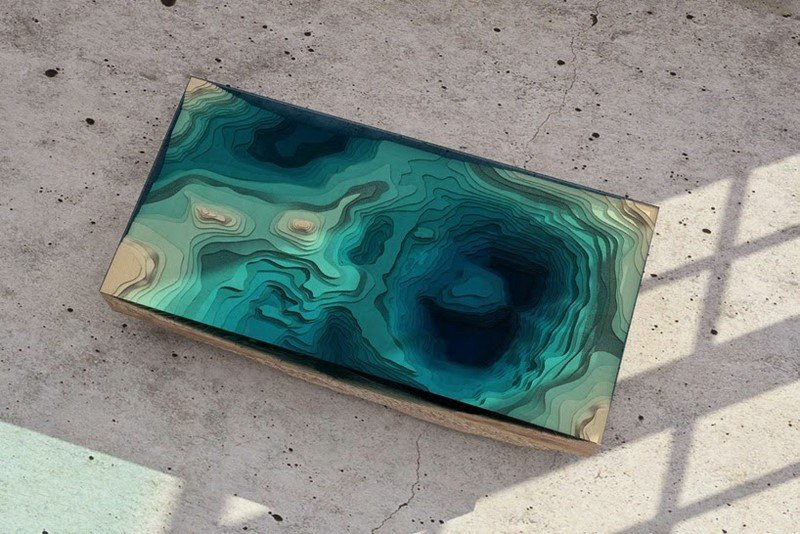 стол бездна океана