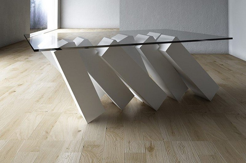 стол ручной работы megalith