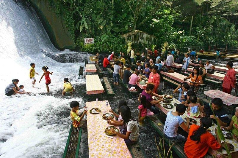 Ресторан Waterfalls