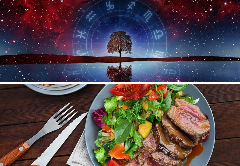 ужин по гороскопу