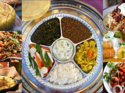 Вегетарианские блюда мира