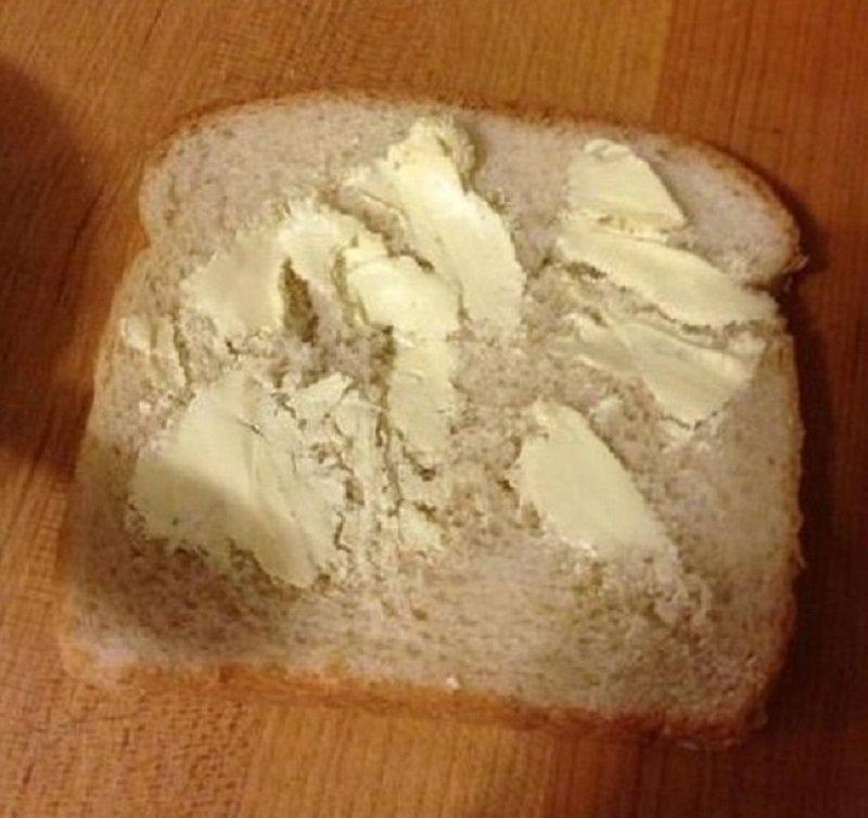 chleb i masło