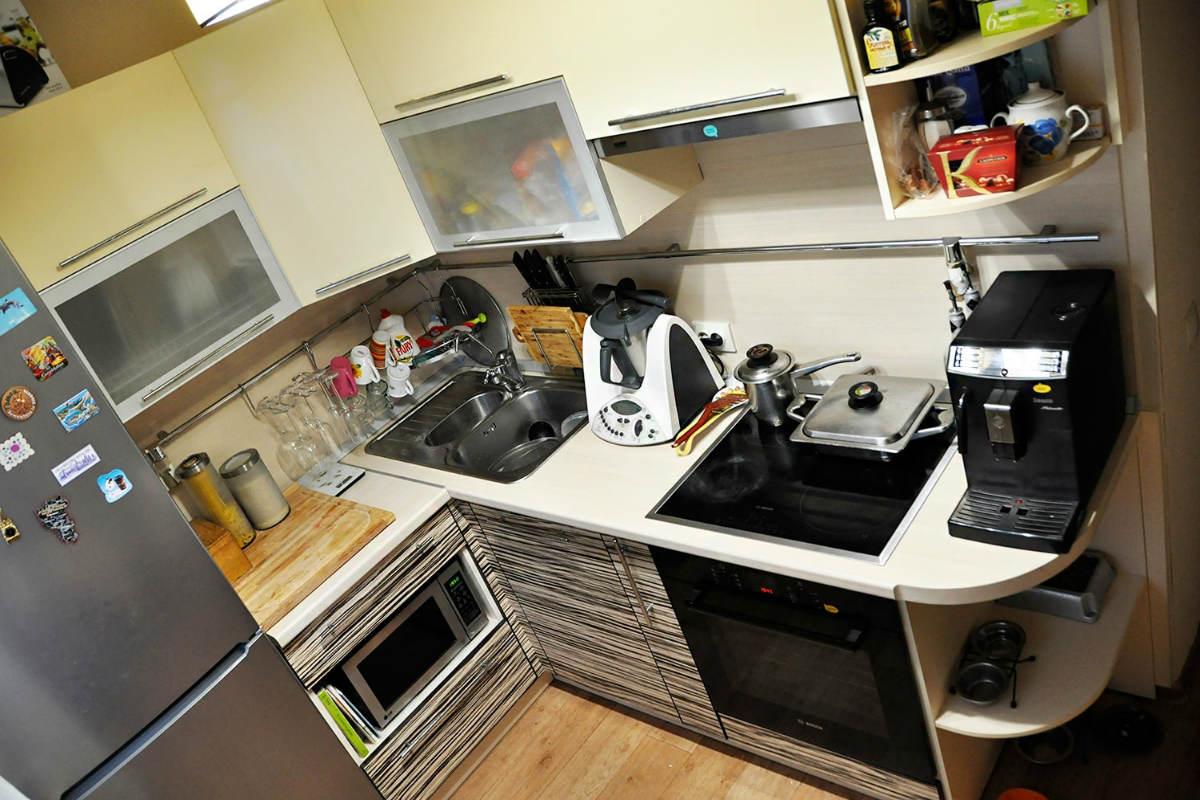 вещи, которых не должно быть на кухне