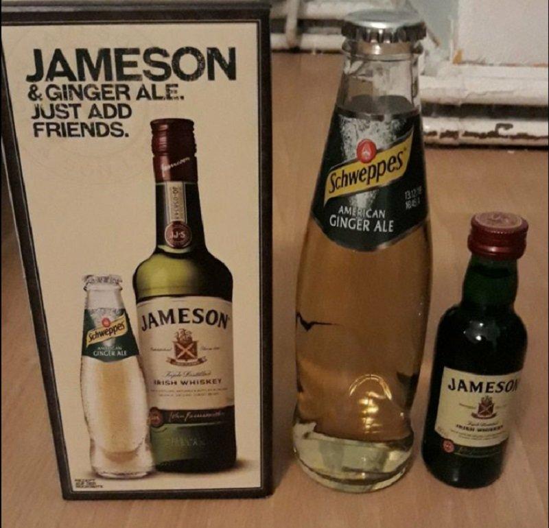 напитки в упаковке