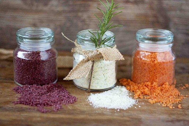 как приготовить соль