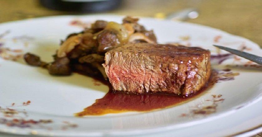 виды стейков