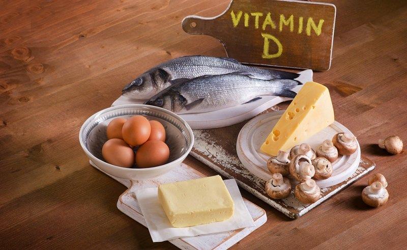 Витамин D при похудении